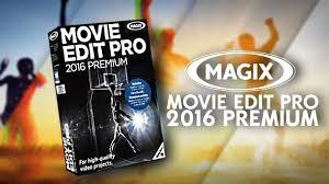magix movie edit pro premium 2016 plus serial number free download