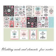 Wedding Postcards Design Elements Free Download Cgispread Part 27