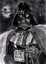 star wars darth vader drawing by markusihl on deviantart