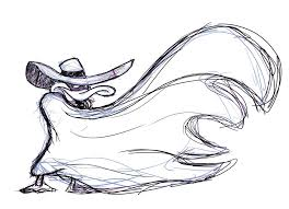 darkwing duck sketch by thegreatjery on deviantart