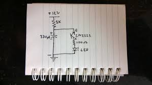 Led Blinking Circuit Diagram Joseph Innovations Damn Simple Led Flasher Circuit