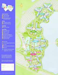 Map Of Animal Kingdom Walt Disney World Maps Wdw Planning