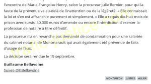 chambre des notaires de l allier françoise henry dérives immobilieres de notaires