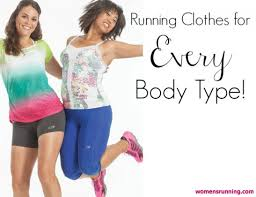 running clothes for every type s running