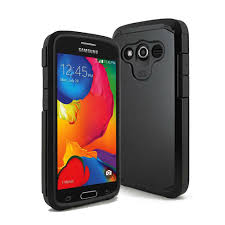 Samsung Galaxy Rugged Rugged Dual Armor Impact Defender Box Case Cover For Samsung