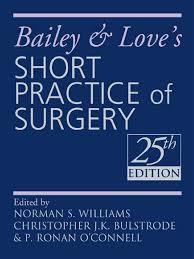 bailey u0026 love u0027s short practice of surgerytotstvu