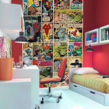 wallpapers for kids bedroom kids room cool marvel wallpaper kids room design inspiration