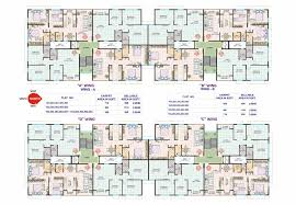 residential floor plans apartments plan for residential building floor plan of