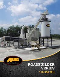 roadbuilder series u2014 adm asphalt drum mixers