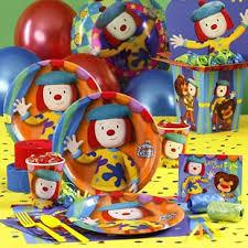 9 jojo circus images birthday party ideas
