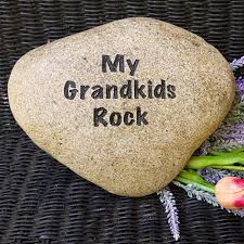 Where To Buy Rocks For Garden by Mom Gift For Christmas My Grandkids Rock Name Rocks For