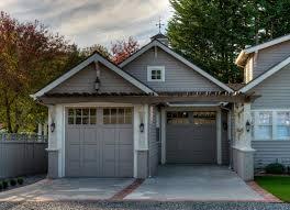 roof awning pergola over garage doors