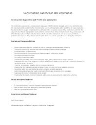 Construction Superintendent Resume Sample Roofing Superintendent Resume Sales Superintendent Lewesmr
