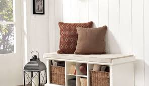 Black Entryway Bench Entryway Bench With Storage And Coat Rack Home Decorating