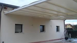coperture tettoie in pvc realizzazione tettoie e pensiline carpenteria favaretto