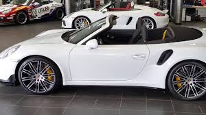 porsche turbo convertible 2015 porsche 911 turbo s cabriolet for sale columbus ohio youtube
