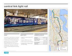 Seattle Light Rail Hours Seattle Out Of Home Media Kit Transit Bus Station U0026 Rail