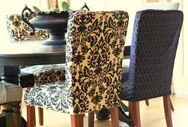 seat covers for dining chairs patterned dining room chair covers gen4congress