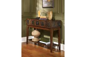 Sofa Console Table Mckenna Sofa Console Table Ashley Furniture Homestore