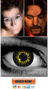 fx contact lenses costume theatrical special effects contacts