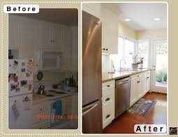 complete kitchen remodel with entertainment center u0026 custom cabinets