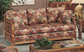 rattan sleeper sofa caliente rattan sleeper sofa
