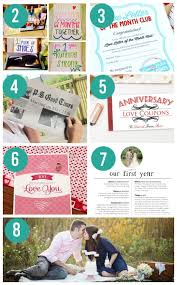 paper anniversary gift ideas anniversary gifts by year