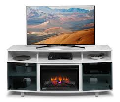 creative fireplace tv stand white nice home design fantastical at