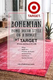 Easter Decorations Target Australia by Bohemian Home Decor Style On A Budget At Target Decor Styles