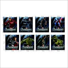 avengers home decor sticker picture more detailed picture about 1432 fashion
