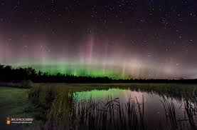 can you see the northern lights in maine will you see colors in an aurora earth earthsky