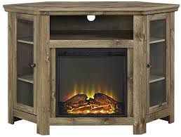 electric corner fireplace tv stand binhminh decoration