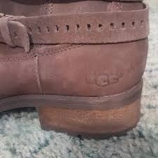 womens ugg lodge boot 57 ugg shoes nwt ugg kiings lodge leather suede womens