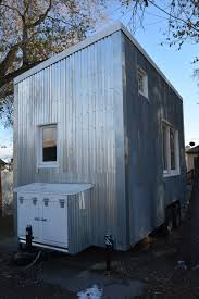 artist built tiny house 175 sq ft tiny house town