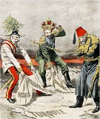 Downfall Of Ottoman Empire by Nationalism