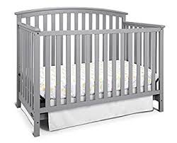 Black 4 In 1 Convertible Crib Graco Freeport 4 In 1 Convertible Crib Pebble Gray