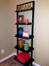 bookcase 5 shelf trestle bookcase espresso room essentials