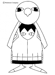 pokemon coloring pages gallade xatu coloring pages hellokids com