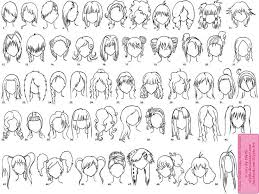 names of anime inspired hair styles best 25 manga hairstyles ideas on pinterest manga hair anime