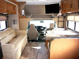 motor home interiors motor homes class c motorhome rental