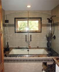 Arched Shower Door Donovan Mirror And Glass Shower Doors Window Replacements