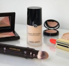 giorgio armani luminous silk foundation review swatch