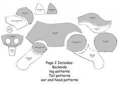 tons of free sewing patterns for stuffed animals projects to