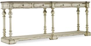 sanctuary 4 drawer console table hooker furniture sanctuary hall console table with 4 drawers