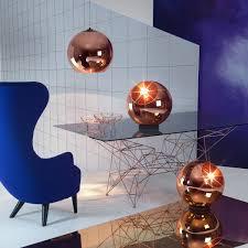 Wohnzimmerlampe Kupfer Copper Pendelleuchte Von Tom Dixon Im Shop