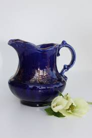 649 best blue glassware images on pinterest cobalt blue cobalt