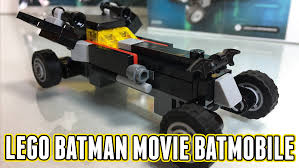 batman car lego lego batman movie mini batmobile polybag review u0026 speedbuild 30521
