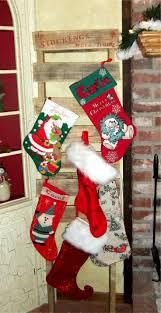 christmas stocking tree stand christmas lights decoration