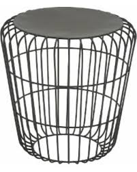 Wire Patio Chairs Holiday Savings On Round Black Wire Side Table Patio Furniture