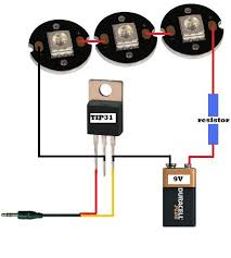 which diagram would work best want leds to work at their max